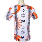 camiseta jay fashion lotus sun