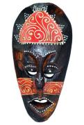 Mascara Lombok Tribal