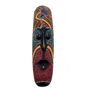 MASCARA TRIBAL AFRICANA 50 cm