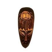 Mascara tribal Animais CARANGUEJO 20 cm