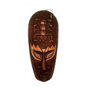 Mascara tribal Animais  ESCORPIAO 20 cm