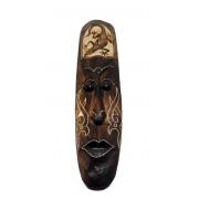 MASCARA TRIBAL  IGUANA  50 cm