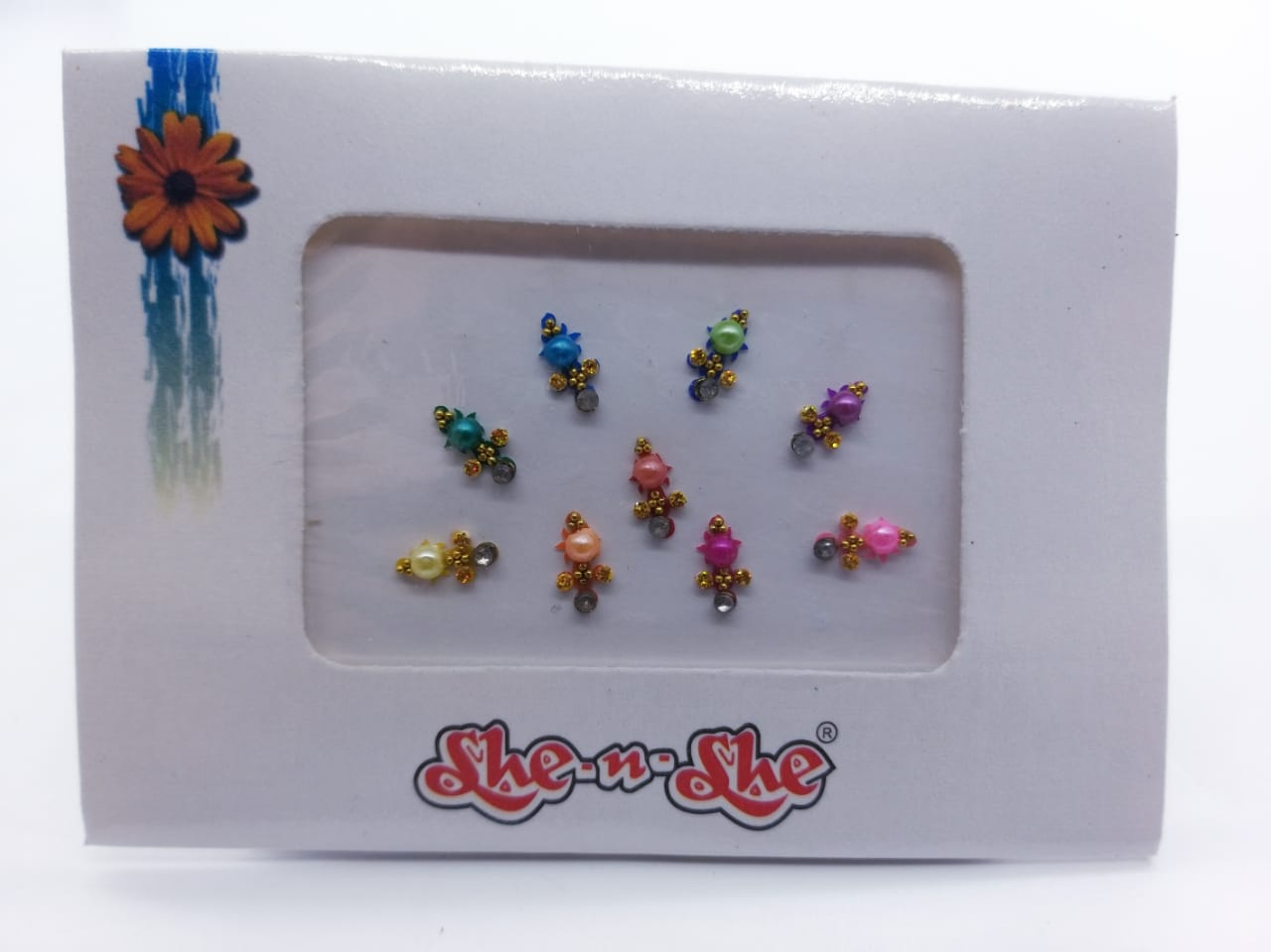 Bindi indiano Diamond Dots