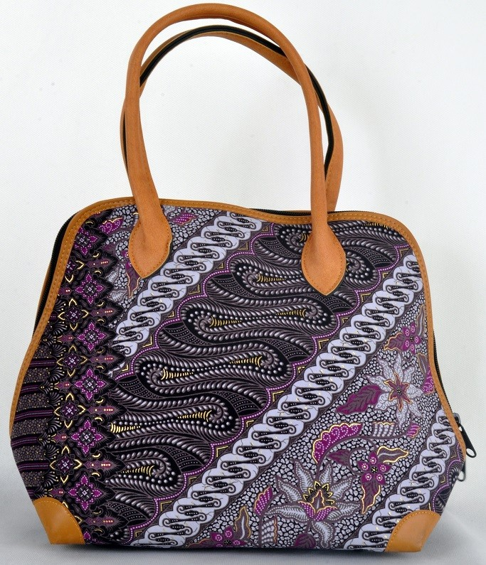 Bolsa Sansarah Purple Center