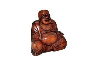 Buda Gordo Hotei-San Saude