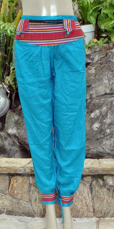 Calça Pocket Strips Style