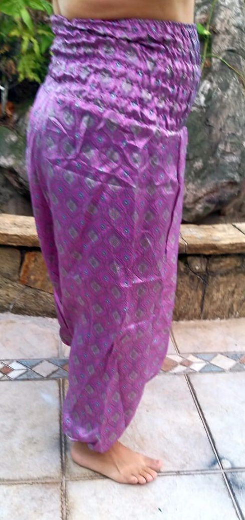 Calça Saruel Pink Diamond