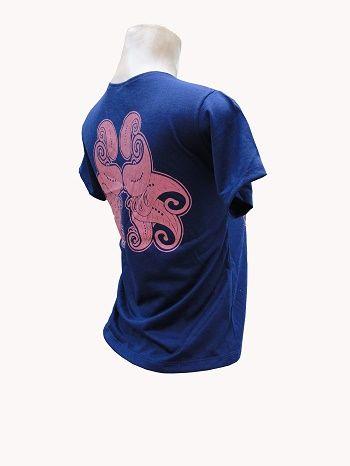 camiseta babylook estampada