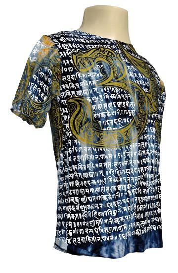 Camiseta modelo GOLD AUM
