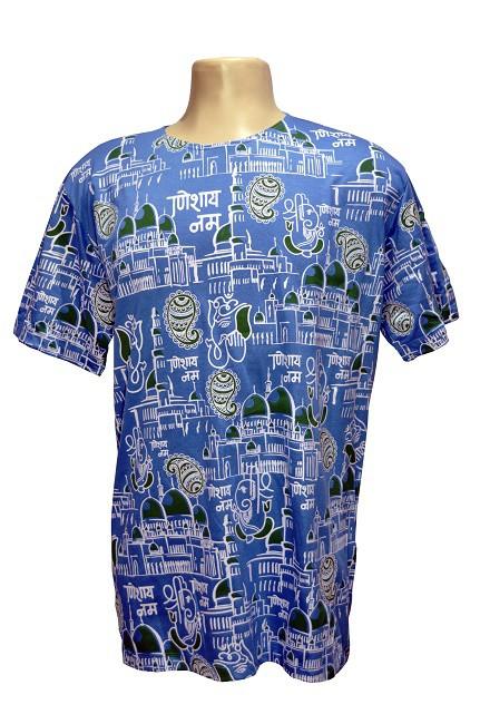 camiseta thaj mahal
