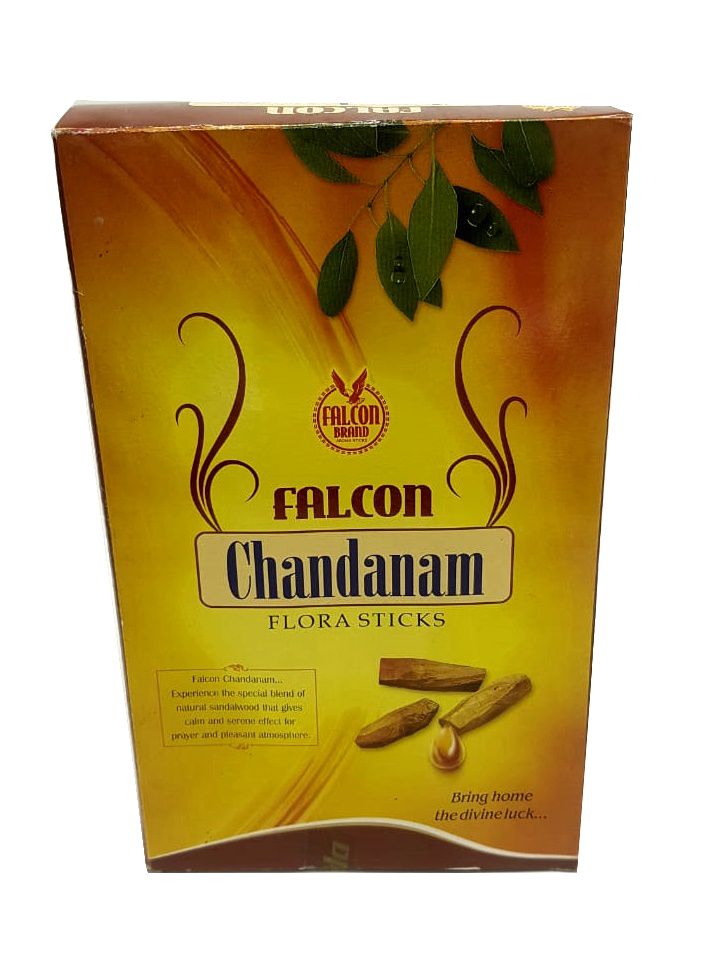 INCENSO  CHANDANAM   MASSALA (FALCON BRAND)