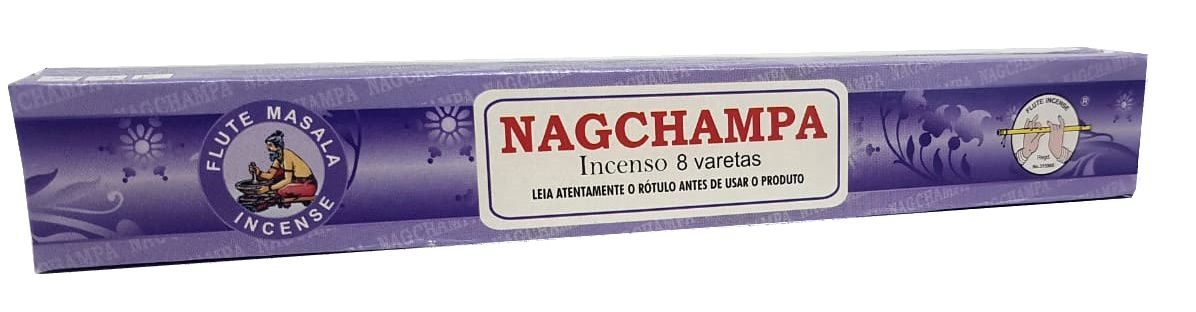 INCENSO INDIANO NAGCHAMPA FLUTE