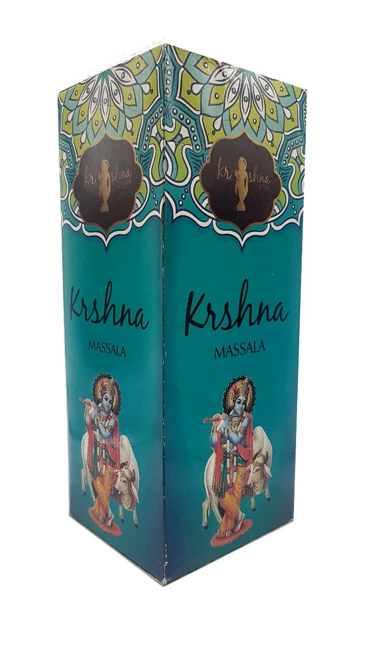 INCENSO KRISHNA LOVE - KRISHNA- MASSALA