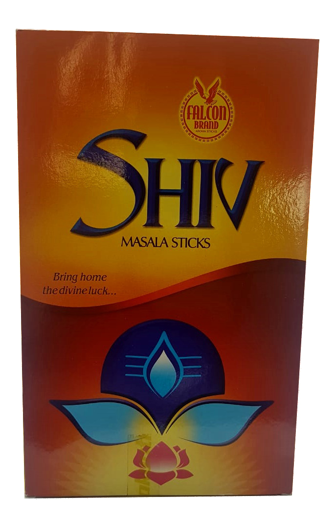 INCENSO  SHIV   MASSALA (FALCON BRAND)