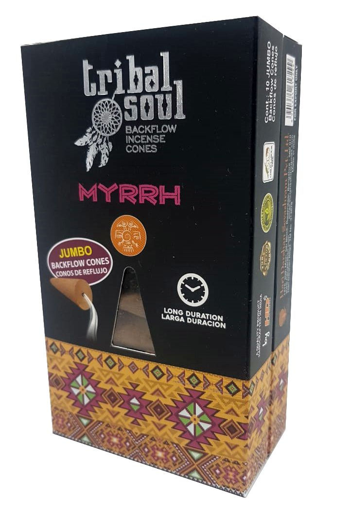 INCENSO TRIBAL SOUL CONE