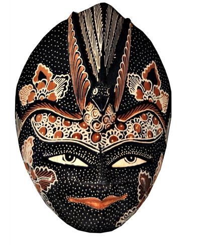 Mascara Batik Média