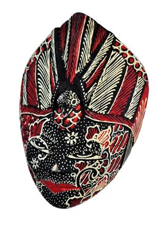 Mascara Batik Pequena