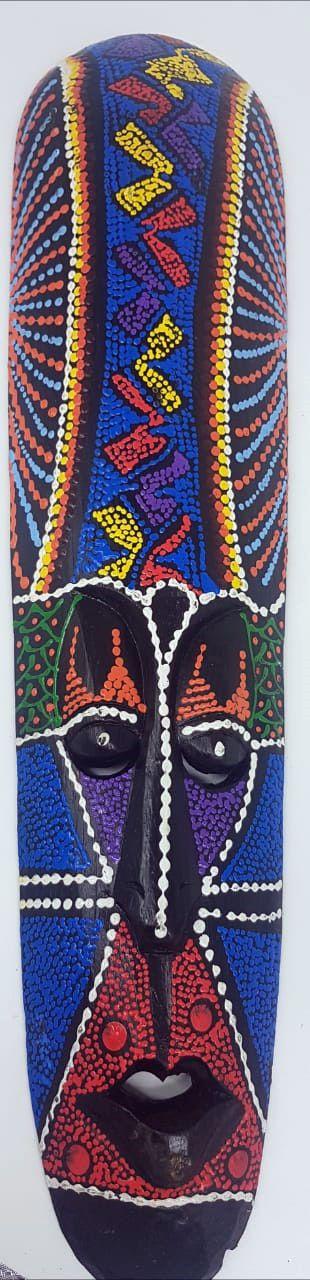 Mascara Lombok Colorida Bluex 50cm