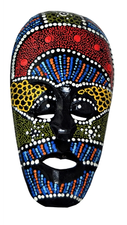Mascara Lombok Mosaico