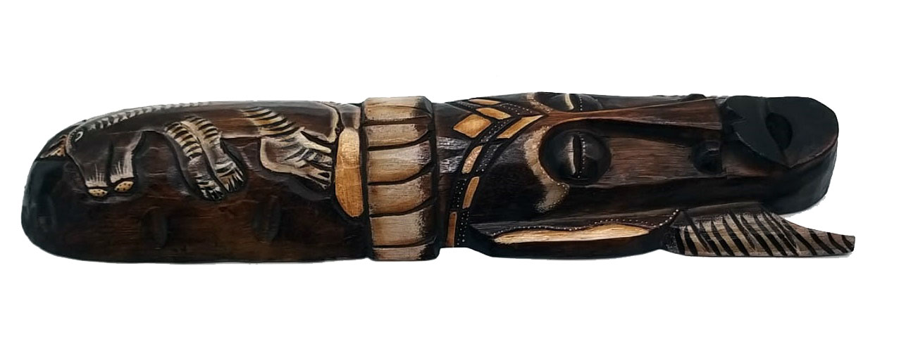 Mascara Lombok Tribal 50 cm