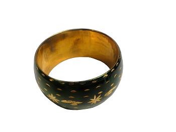 pulseira indiana em metal