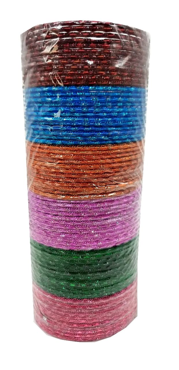 pulseira indiana em metal colorido light colorful