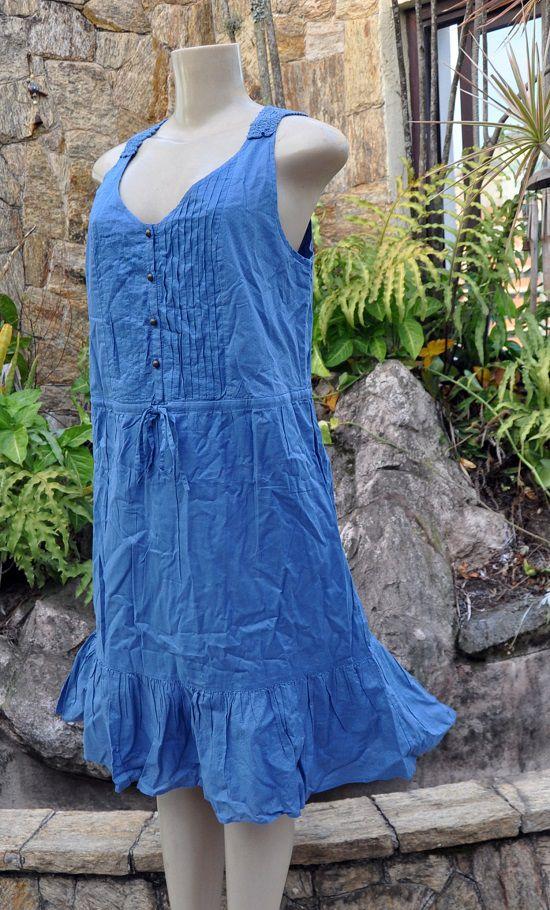Vestido Indiano Blue Prince