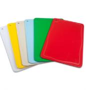 Kit 6 Placas De Corte Coloridas 50x30cm + Suporte Placas