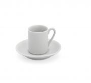 Xícara p/Café c/ pires 55 ml Ref :1186