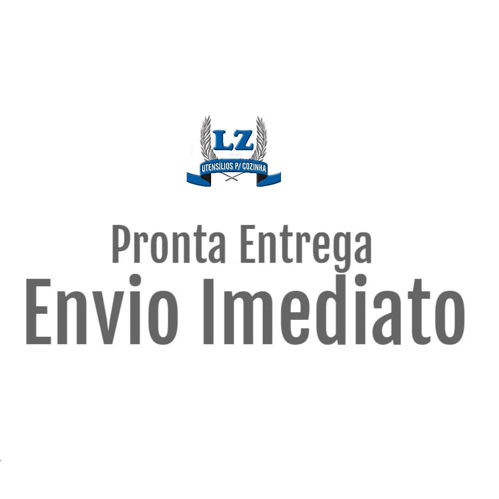 Caçarola Hotel Leve De Alumínio Vigor - 55 cm - Unit.  - LZ COZINHA