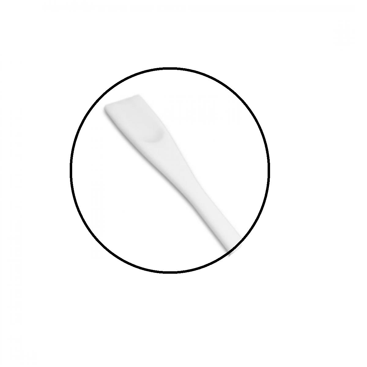 Colher De Polietileno Para Cozinha Industrial Pronyl  60 Cm REF:327  - LZ COZINHA