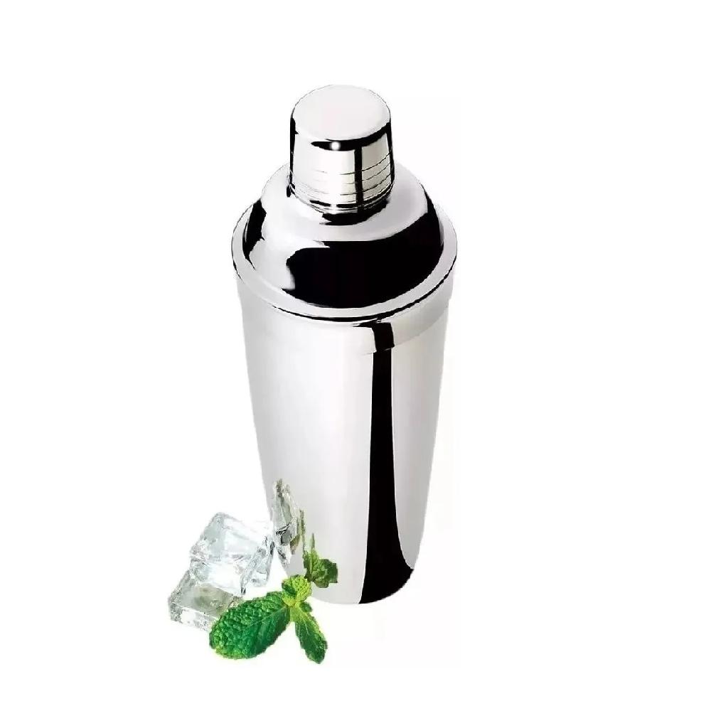 Coqueteleira Tradicional Aço Inox 750ml Para Drinks Gedex  - LZ COZINHA