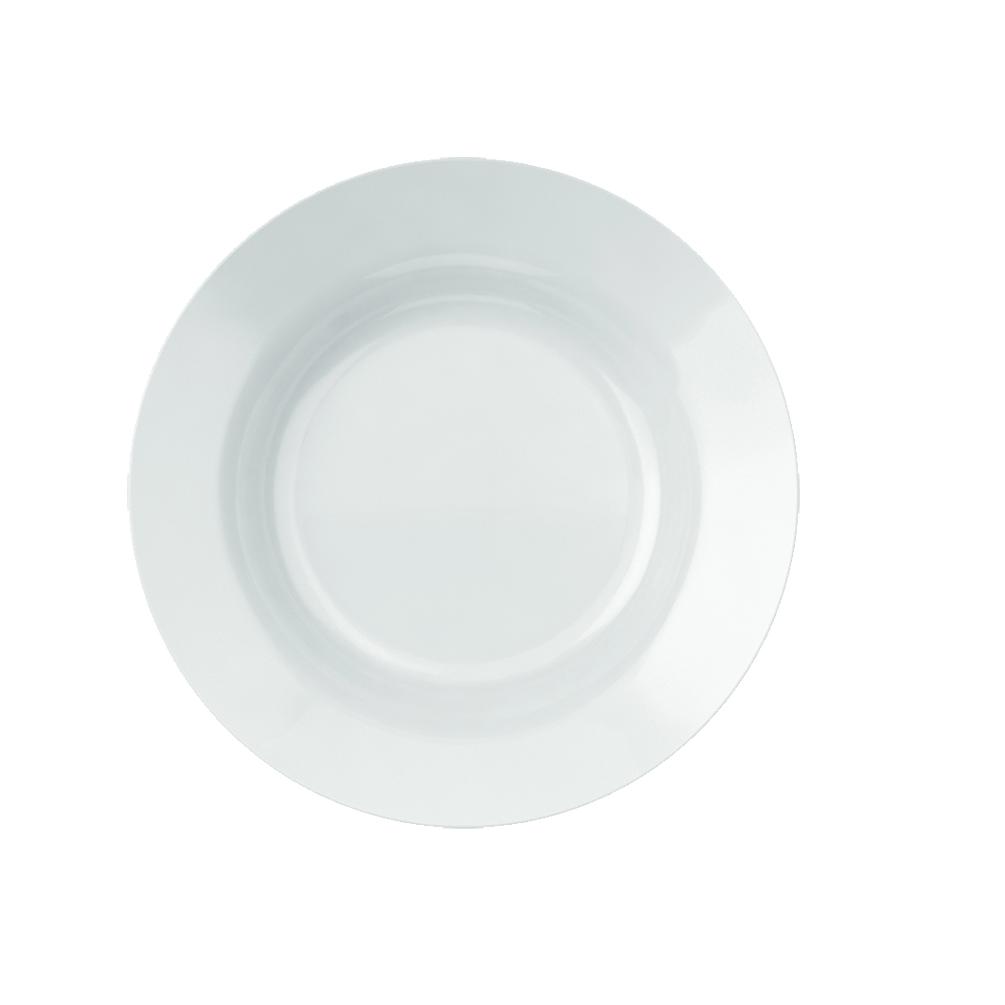 Prato Porcelana Fundo Duralex Menu Nadir Cod N5843 -12 unidades   - LZ COZINHA