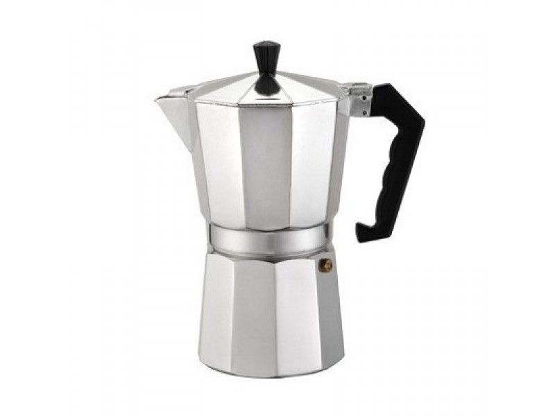 Cafeteira Italiana de Aluminio Especial 600ML para 12 Xícaras Wincy