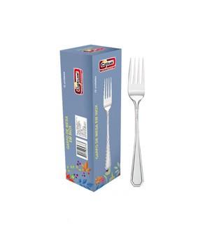 Conjunto de garfos em inox Catuai cx c/12 pecas