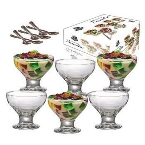Conjunto de Sobremesa Ruvolo New Paradise 12Pecas - 1280706