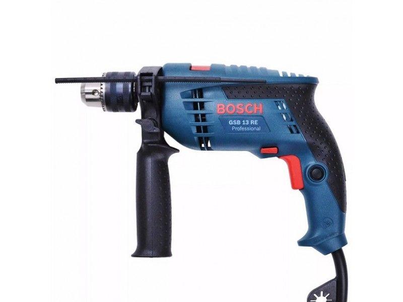 Furadeira / Parafusadeira Bosch GSB13 Re 1/2 650 W 220v Professional