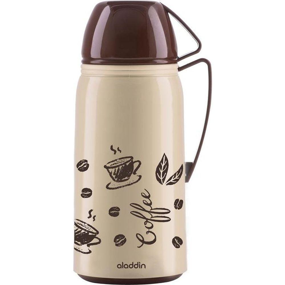Garrafa 1L Rolha Suprema Coffee Aladdin 3327