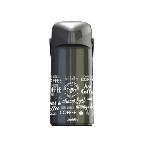 Garrafa Térmica Aladdin Massima Best Coffee 1Litro Pressão