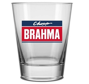 Jogo Copo Brahma Old Fashioned 220ml 12 Peças - Nadir Figueiredo