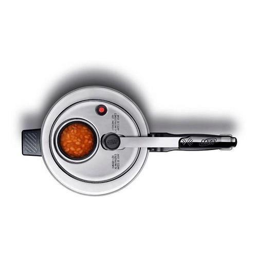 Panela de Pressão 4,5 Litros Polida c/ Visor - 112749 MTA