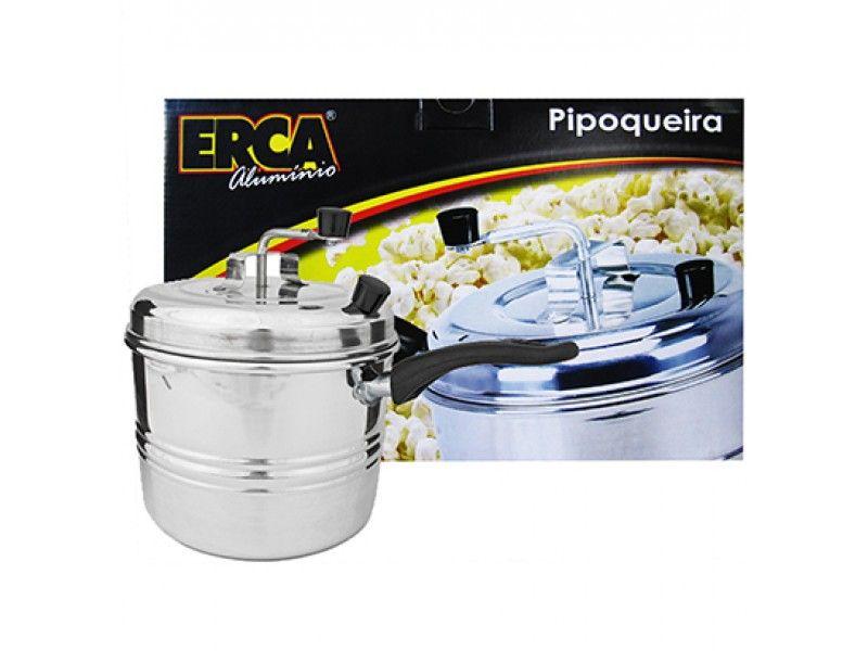 Pipoqueira em Alumínio 3.6 litros Erca
