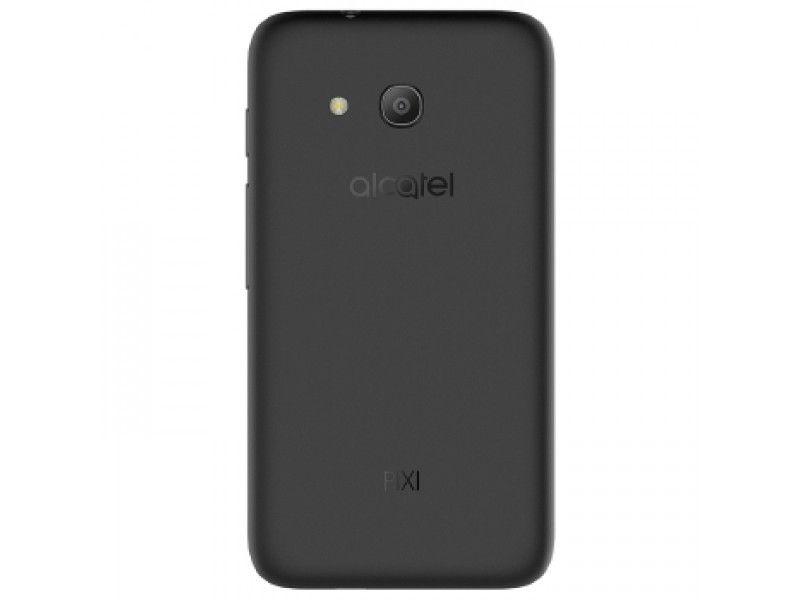 Smartphone Alcatel PIXI4 4.0 Lite, Câmeras 8MP, Memória 8GB, Quad Core 1.3Ghz, Android 6.0, Dual Chip, 3G Preto