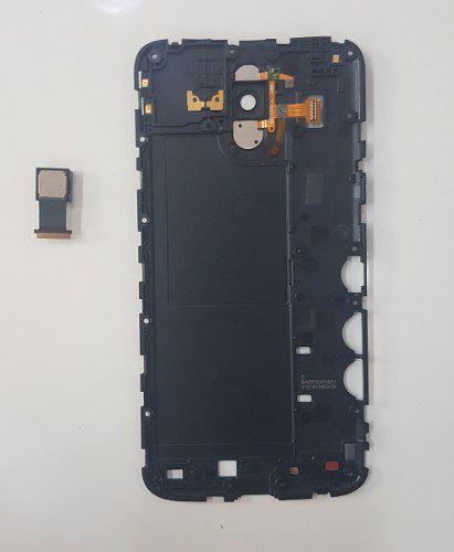 Lente da Câmera Motorola Flex Gabinete + Câmera Traseira Moto G4