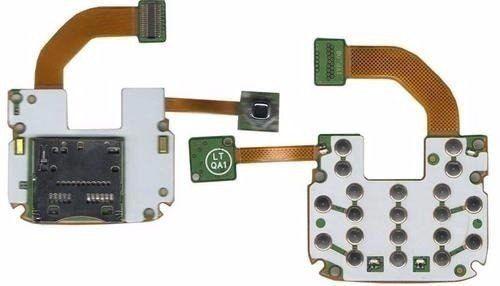 Cabo Flex Nokia Teclado Nokia N73 + Membrana Teclado Joystick