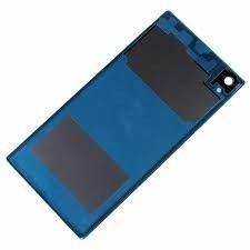 Tampa Traseira De Vidro Sony Xperia Z3 Preta 5.2p