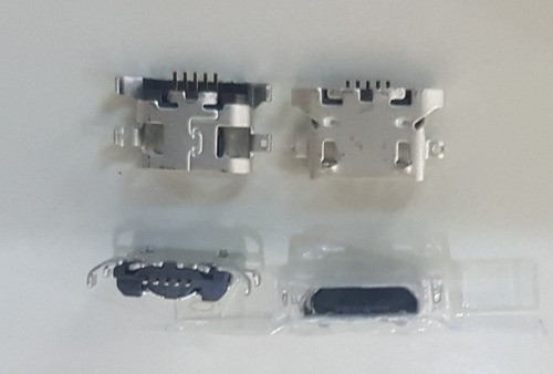 10 Pcs Conectores de Carga Moto G4 Xt1626 / G4 Plus Xt1640 10x1