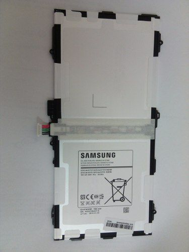 Bateria Samsung Galaxy Tab S 10.5  EB BT800  Sm T800 \ T805 100% Original