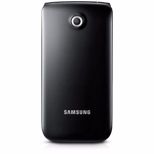 Flip Frontal/visor Samsung E2530 Original Preto