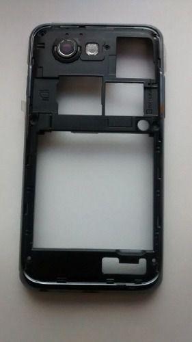 Gabinete Aro Carcaça Traseiro Galaxy S2 Lite I9070 Preto
